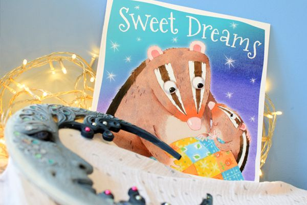 Sweet Dreams picture book from April's Baby Book Club boxes - theme: Wishes & Dreams