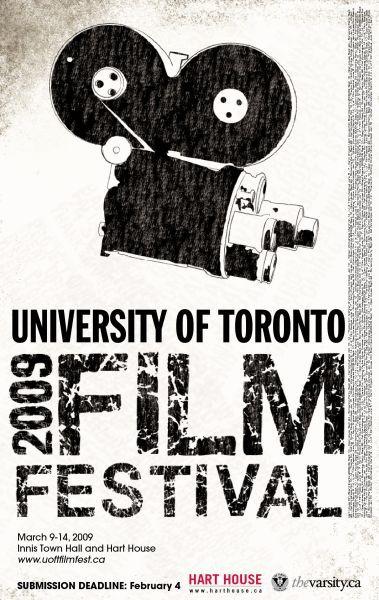 U of T Film Festival: Call for Submissions - blogUT