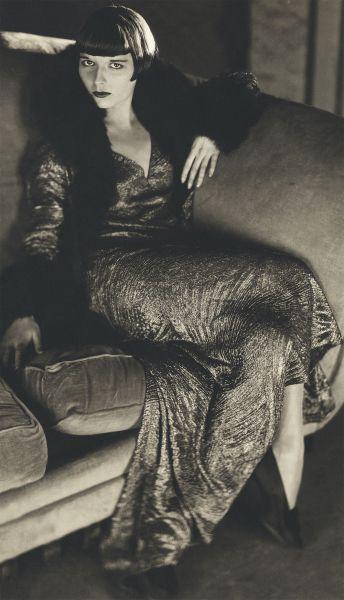 Louise Brooks, Prix de Beauté (Sofar Film, 1930), by James Abbe
