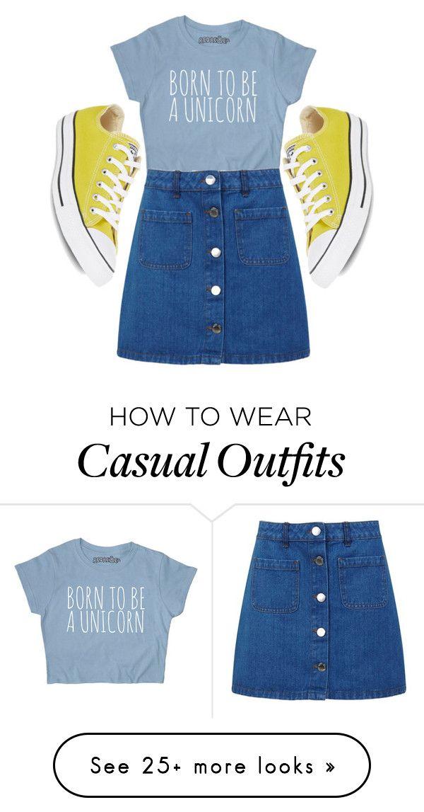 casual outfit para verano 1# para chicas chaparritas