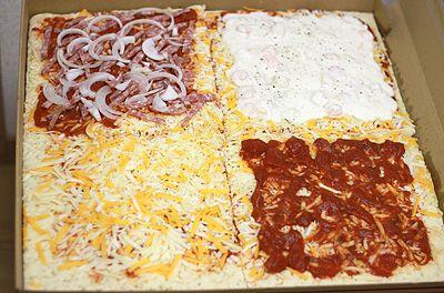 コストコの大きなピザを全部最後までおいしく食べる4つの方法