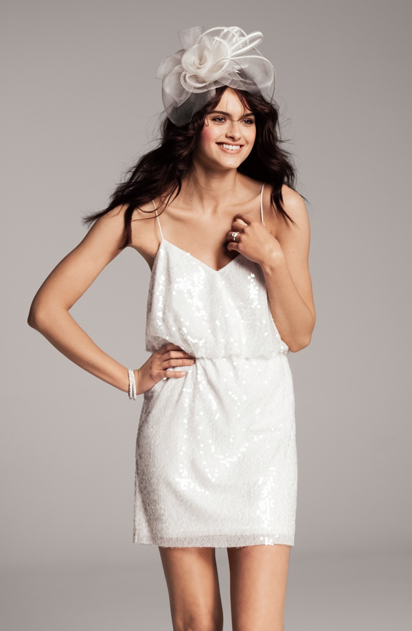 10  ideas about White Sequin Dress on Pinterest  Elegant evening ...