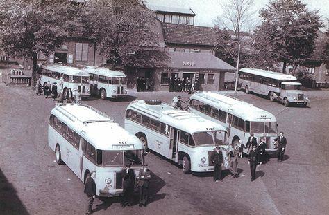 NOF Busstation in Dokkum.
