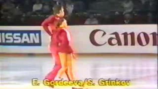▶ 1986 Europeans Ex short program - Video Dailymotion