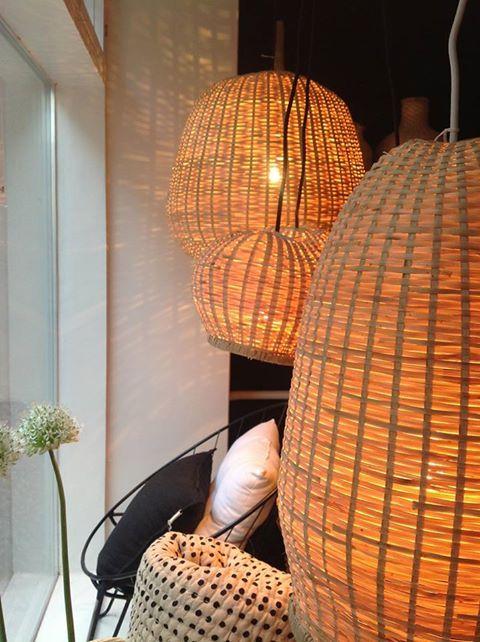 TIKAU Tune bambu lights design by Tikau. TIKAU shop Helsinki