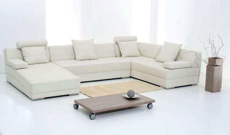 Polstermöbel Leder Fabrikverkauf ~ 1000 idées sur le thème Sofa Wohnlandschaft sur Pinterest