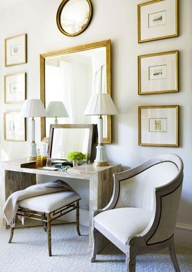 Beautiful Vanity/Dressing Table by Phoebe Howard
