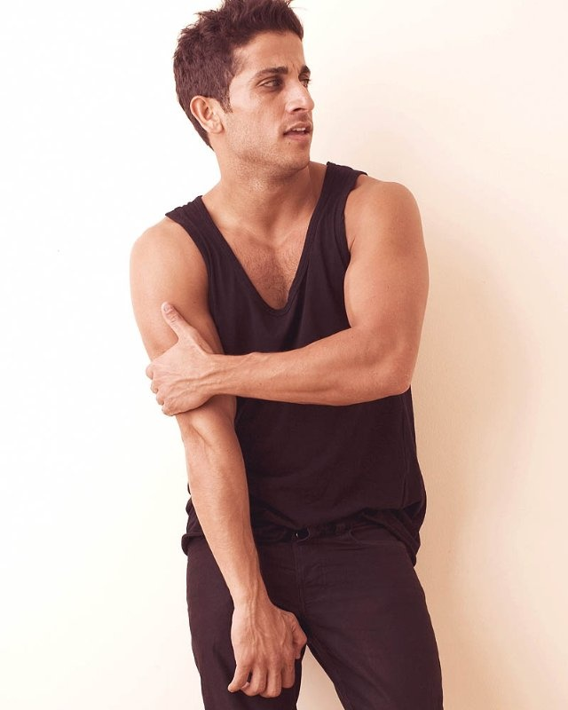 Firass Dirani (1984) is an Australian actor known for his roles of Nick Russell, the Red Mystic Ranger on Power Rangers Mystic Force, Charlie on the 2009 Australian film The Combination, and as John Ibrahim on the 2010 series Underbelly: The Golden Mile. Currently stars in House Husbands.