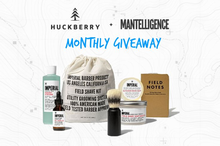 Win the Ultimate Field Shave Kit