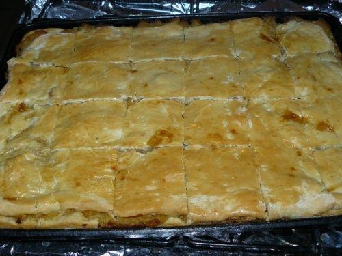 Plăcintă cu cartofi - imagine 1 mare
