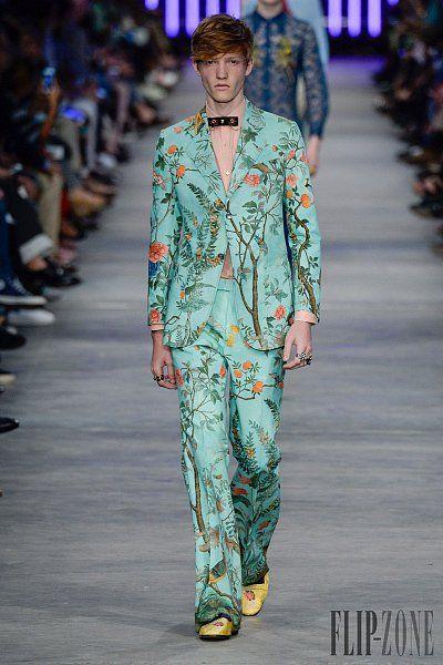 Gucci Primavera-Verão 2016 - Masculino