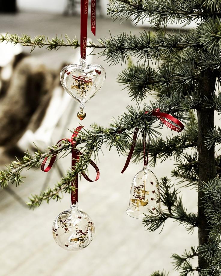 Holmegaard Christmas 2011, Danish design.