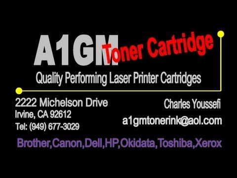 Ink Toner Cartridge | Laser Printer Cartridge El Toro, CA Delivery  http://www.youtube.com/playlist?list=PLfcuSGmhO99EmnapGpf3XfeQIYAHbtUws=view_all