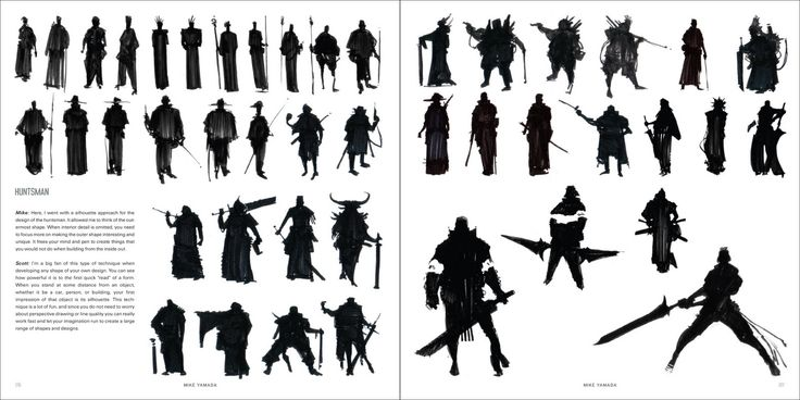 Character Design Silhouette Tutorial : Best images about character silhouette on pinterest