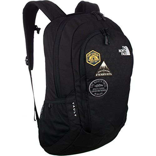 6dc7e085a The North Face Vault Backpack - TNF Black Patch - One Size (Past ...
