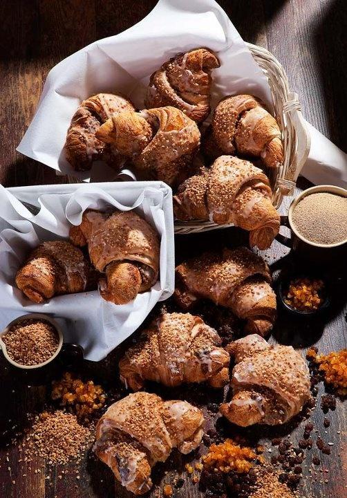 St Martin croissants / Rogale świętomarcińskie
