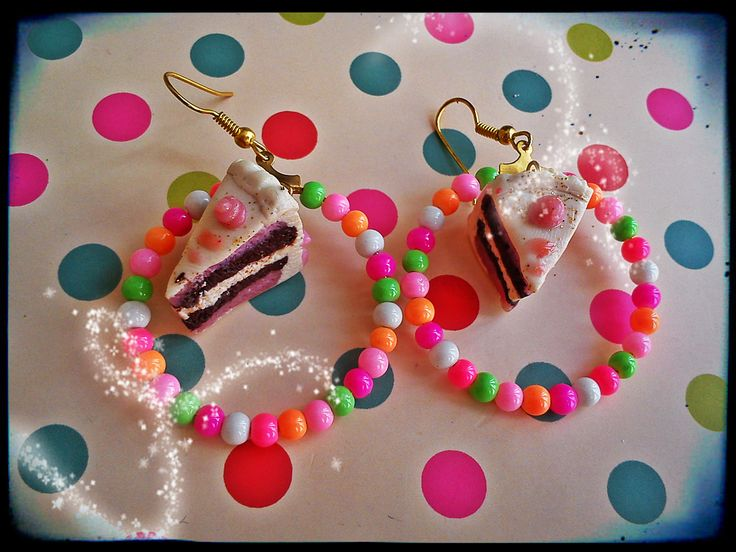 colorful cakes !