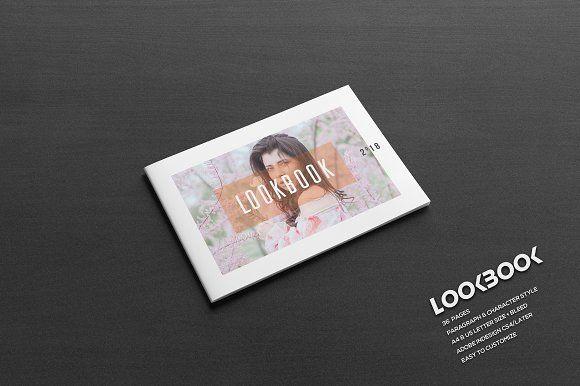 Lanscape Fashion Lookbook by Ahsanjaya on @creativemarket