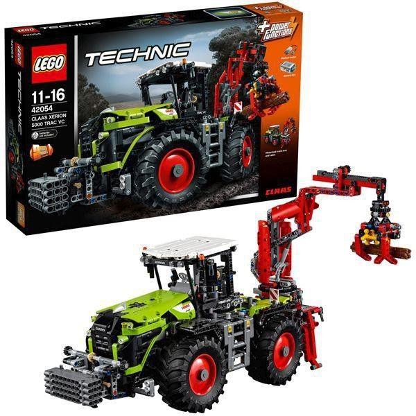 #lego #technic #legotechnic #lego42054 #colection #dalsidosbirky #trac #claas #instagood #instagram #instaphoto #instalego #instalegotechnic #instatechnic #brick