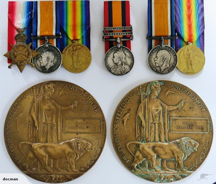 A Group to 3 Brothers, all Died for Our Country   Trade Me