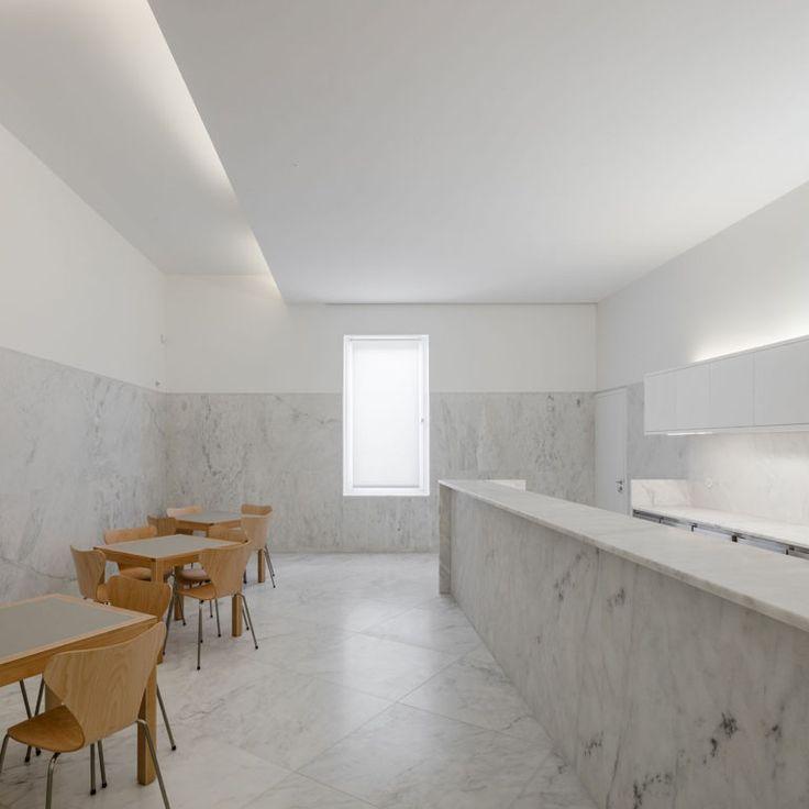 NUEC + MMAP Museums in Portugal by Alvaro Siza + Eduardo Souto de Moura | Yellowtrace - Yellowtrace