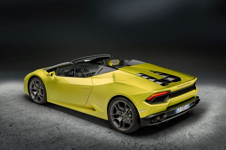 Lamborghini has regarded the rear-wheel drive version of the Huracan, the LP 580-2, as a purist's dream. But, this was a coupe version, leaving those who l