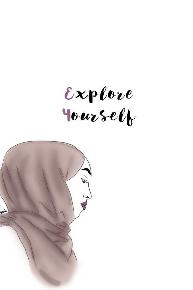 Hanna MK alias Thefleurdusiel donne des conseils mode et beauté tout en portant le hijab