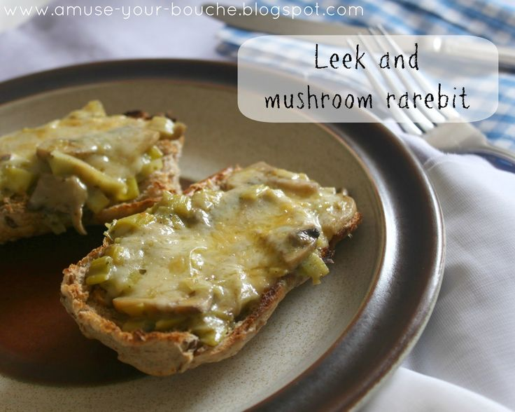 ... Welsh Rarebit on Pinterest | Best cheese, Poached eggs and Spinach