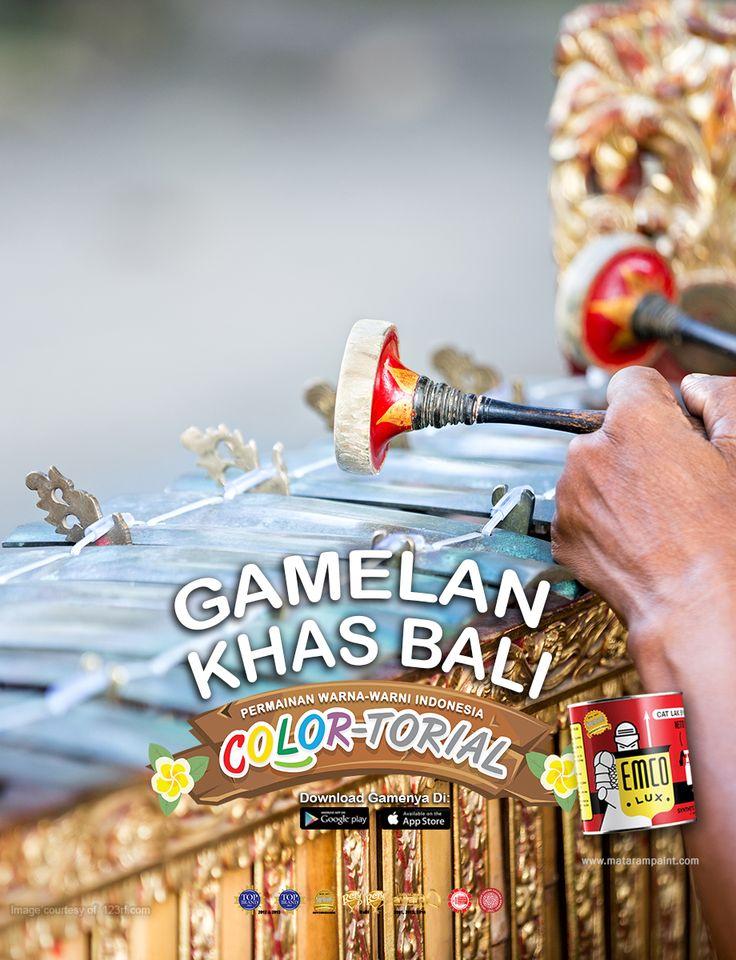 goo.gl/ldXs7G   Kawan EMCO tentu tidak asing dengan kesenian gamelan, apalagi jika Anda berasal dari Pulau Jawa. Pulau Dewata juga memiliki kesenian gamelan. Namun ada perbedaan menonjol dengan gamelan dari Pulau Jawa. Tentu saja ini karena pengaruh budaya kedua pulau yang  berbeda satu sama lainnya. Gamelan Bali sendiri diperkirakan telah ada sejak tahun 896 Masehi meski dalam bentuk yang sederhana (terdapat dalam Prasasti Bebetin). Ragam jenis gamelan Bali berkembang seiring waktu.