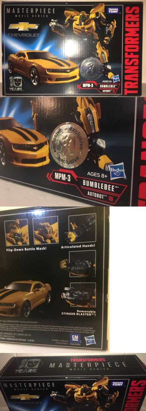 Transformers and Robots 83732: Transformers Masterpiece Bumblebee Tru Exclusive Mpm-3 Hasbro Takara Tomy Rare -> BUY IT NOW ONLY: $98 on eBay!