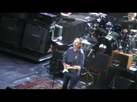 Eric Clapton - I Shot The Sheriff, CAN, Feb 21, 2010