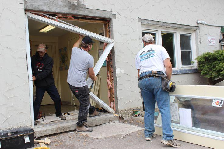 """2014 Shelter Kitchen Door """"Work in Progress"""""""
