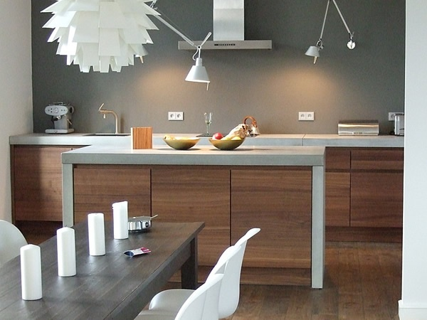 17 best Küchen images on Pinterest Cob home, Corian and Counter top - küche team 7