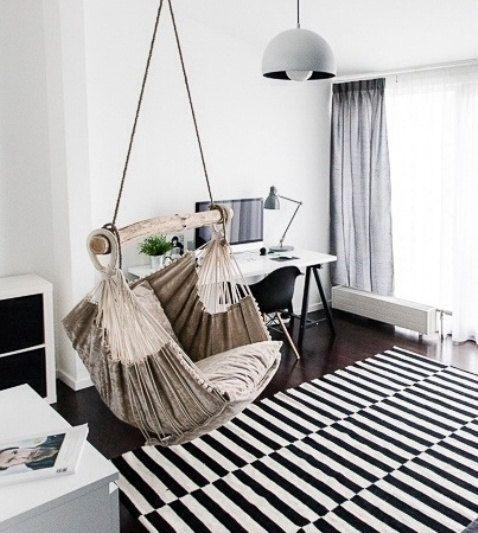 Best 25+ Indoor hammock chair ideas on Pinterest | Room hammock ...