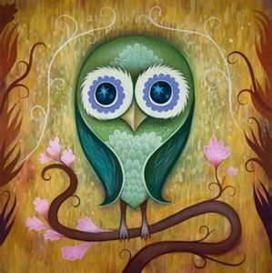 "Jeremiah Ketner - "" Day Owl """