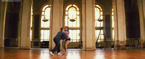 Channing Tatum GIFs: Step Up, Jenna Dewan