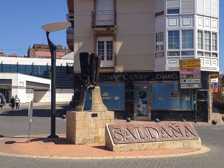 Saldaña, Palencia.