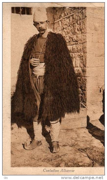 Peasant- Albania
