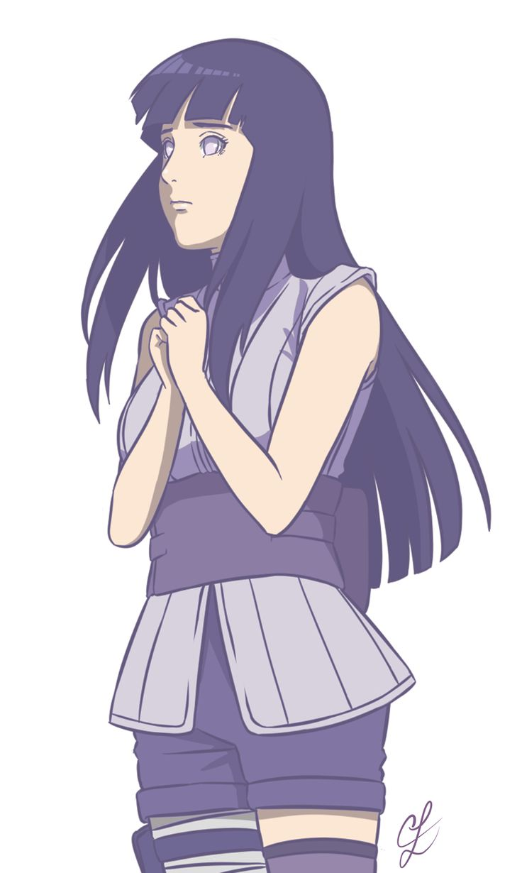 Hyuga Hinata - The Last Naruto the Movie
