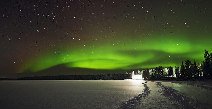 L'aurora boreale in Norvegia: 9 foto che ti stupiranno | Spiaggia.Piksun.com