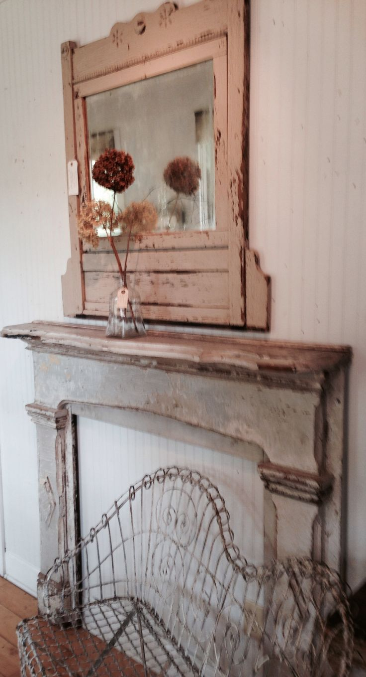 e of my favorite mantels at City Farmhouse Franklin TN