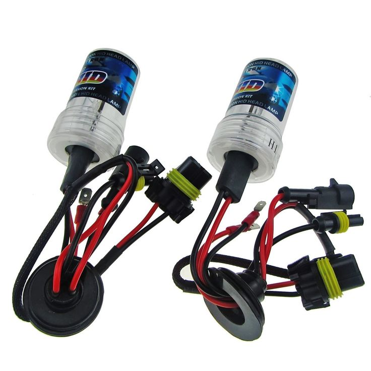 Awesome Great 2 Xenon HID Headlight Bulbs replacement H1 H3 H4 H7 H10/9005 9006 880/881 9007 2017/2018