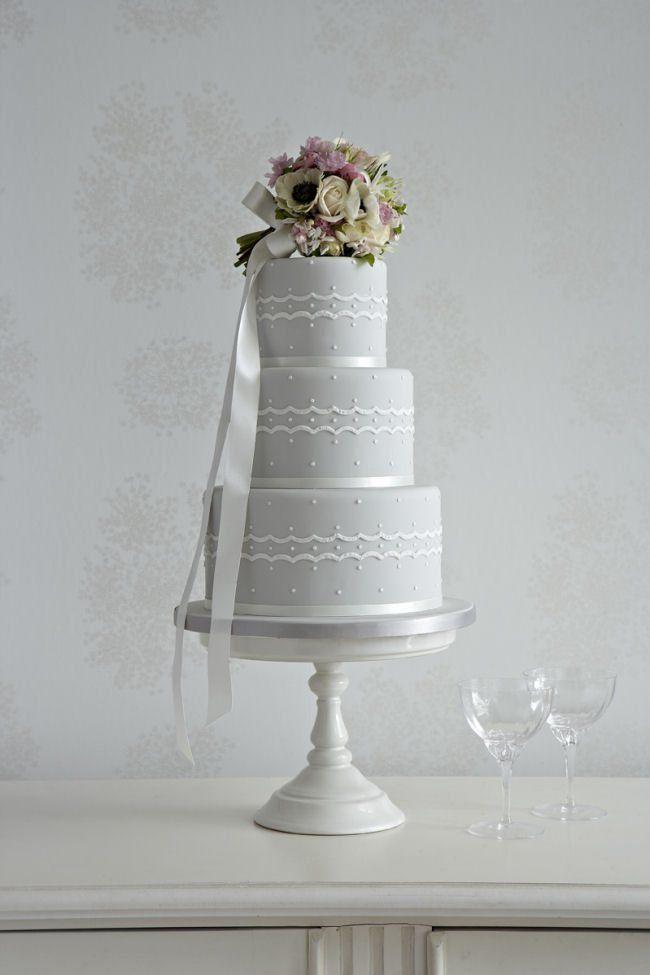 Fairytale Wedding Cakes By Zoe Clark