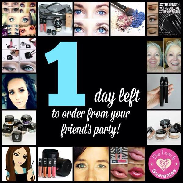 1 day left #Younique  https://www.youniqueproducts.com/TiffanyArney/business