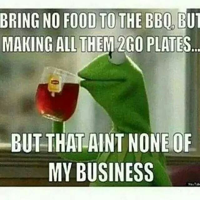None of my business meme. #kermit