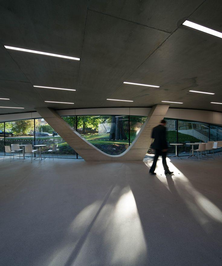 Gallery - The Investcorp Building / Zaha Hadid Architects - 26
