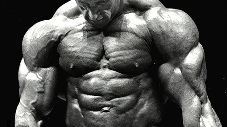 Dorian Yates -  WORK ETHIC - Bodybuilding Motivation