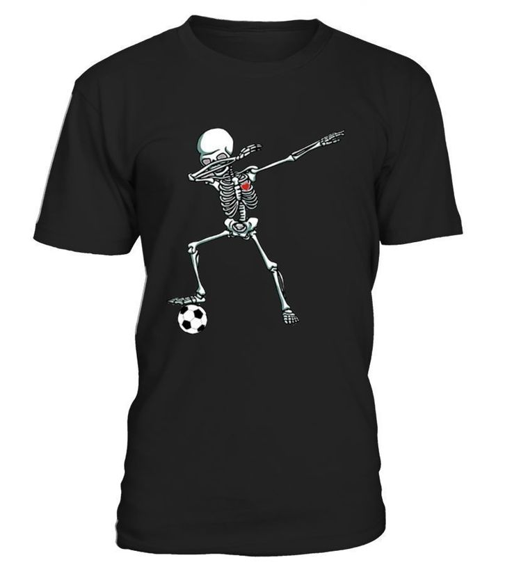 CHECK OUT OTHER AWESOME DESIGNS HERE! An excellent halloween dab dance t-shirt, show off your moves and dab pose when you wear this funny skull dabbing t-shirt for kids and adults. Perfect for your son or daughter to search the city for candy. Great for school or your next halloween party. The perfect soccer t-shirt for mom and dad too. Great for a birthday or chistmas present for a soccer player whether you are a boy or girl. #soccerBoysandGirls #soccerfunny