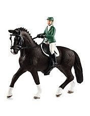 Show Jumper and Horse Toy Set