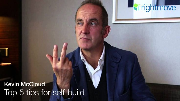 Kevin McCloud's Top 5 Tips For Self Build